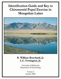cover of Identification Guide and Key to Chironomid Pupal Exuviae in Mongolia Lakes